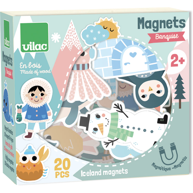 Copy of Magnets 20 Pieces - Iceland (4681489776723)