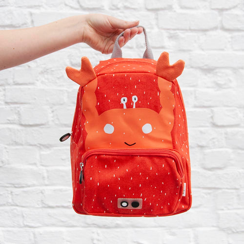 Backpack - Mrs. Crab (4438257434707)