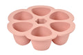 Silicone Multiportions 6 x 150ml - Old Pink (4725684699219)