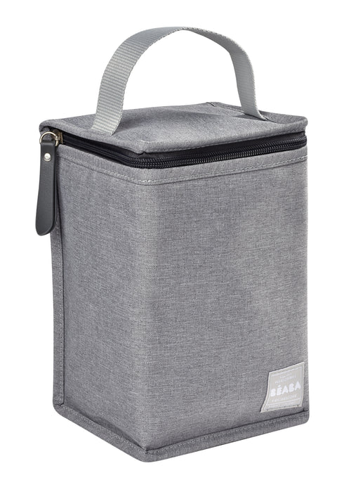 Isothermal Meal Pouch - Grey (4725667987539)