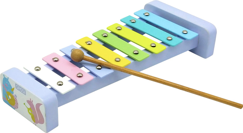 Book And Wooden Toys Xylophone (4679703363667)