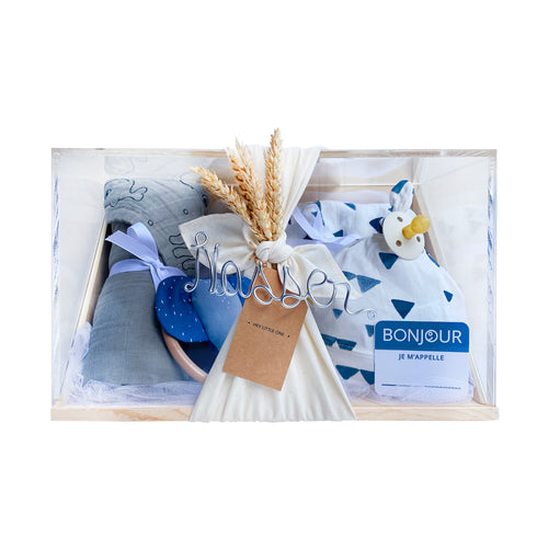 Baby Boy Gift set – BabyMona X MASKA - Medium (4396036554835)