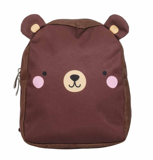 Little Backpack - Bear (4379492515923)