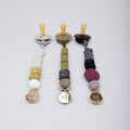 Limited Edition Pacifier Clip  Set - Algedra (4444454223955)