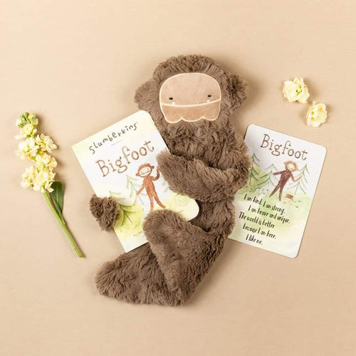 Bigfoot Snuggler Bundle - Silken Brown (4448931741779)