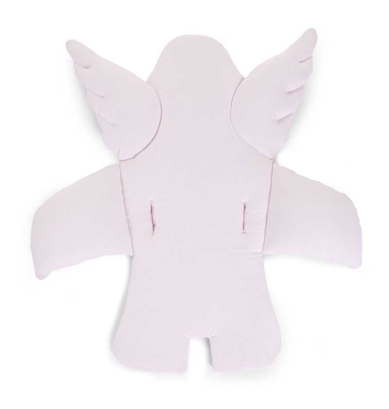 Angel Universal Seat Cushion - Jersey Old Pink (4680614477907)