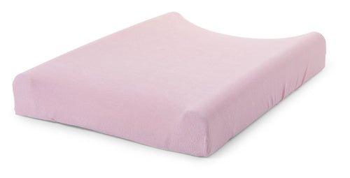 Changing Table - Changing Cushion Cover -Tricot Pastel Old Pink (4680598683731)