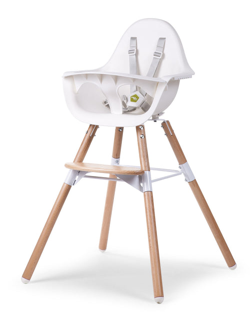 Chair 2-in-1 + Bumper - Natural White (4680617328723)