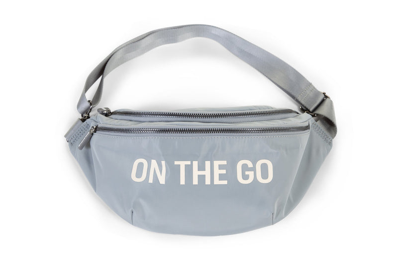 Banana Bag On The Go - Grey (4680553398355)