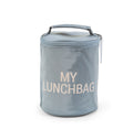 My Lunch Bag - Grey/Off White (4721458577491)