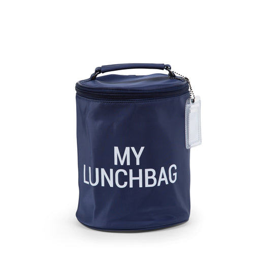 My Lunch Bag - Navy/White (4721459953747)