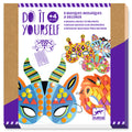 Do it yourself - Jungle animals Masks (4710070812755)