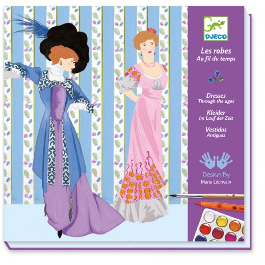 Dresses Through The Ages Kit (4463555018835)