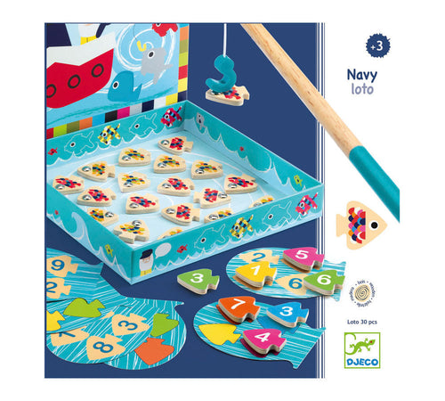 Navy Loto Game (4466666668115)