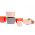 Store & Go Container/225 ml - Blush (4455579451475)