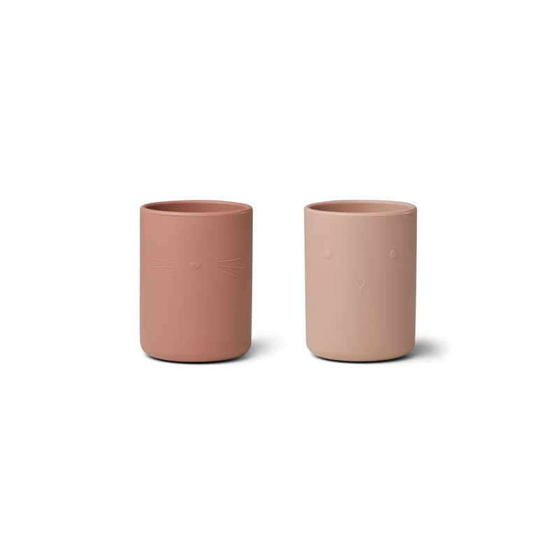 Ethan Cup - 2 Pack - Rose Multi Mix (4442193723475)