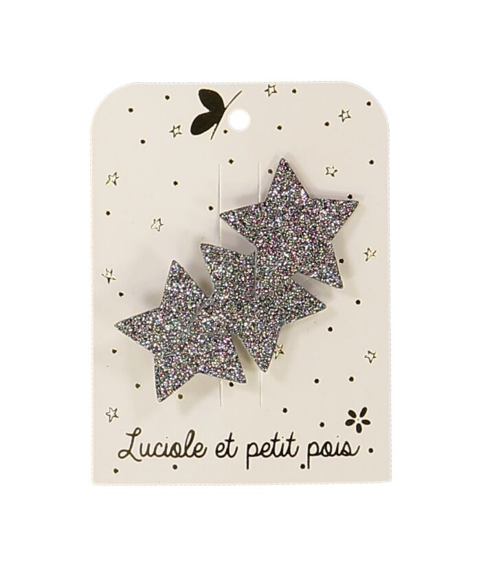 NEW! Three Stars Hair Clip