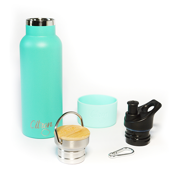 Water Bottle Green - 500 ML (4640992297043)
