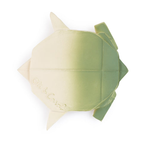 Infant Teething Toy - H2Origami Turtle (4381908369491)