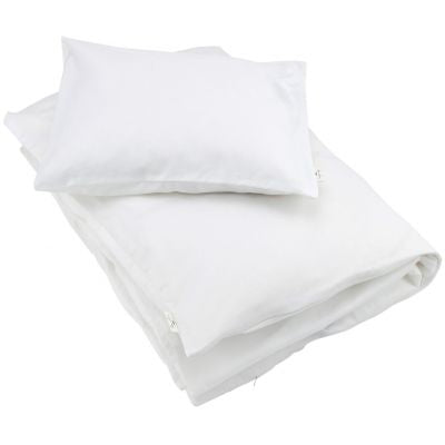 NEW! Bedding Junior White