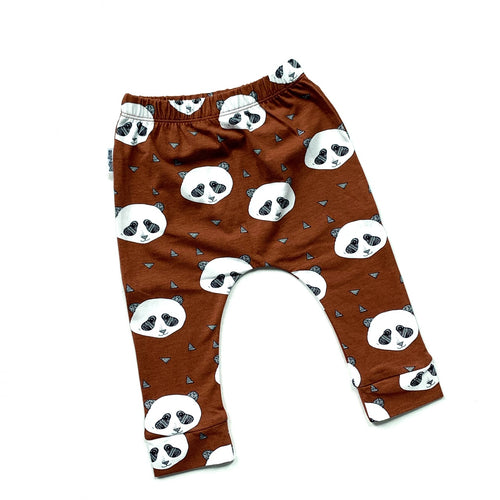 Panda Leggings - Rusty (4414840111187)