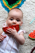 Infant Teething Toy - Wally the Watermelon (4369276338259)