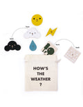 NEW! My Weather Station Wooden Toy