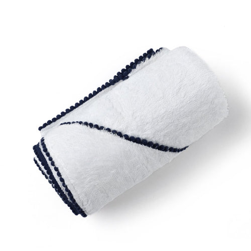 Luxe Bamboo Towels - Navy (4439309058131)