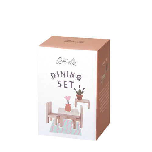 Holdie Doll Furniture - Dinning Room Set