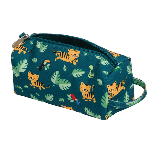 NEW! Pencil Case Jungle Tiger