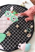 Playmat & Storage Bag - Lama (4645514117203)