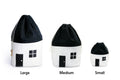 NEW! White Cotton House Storage Bag-Small