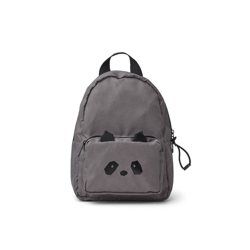 Saxo Mini Backpack - Panda Stone Grey (4644604084307)