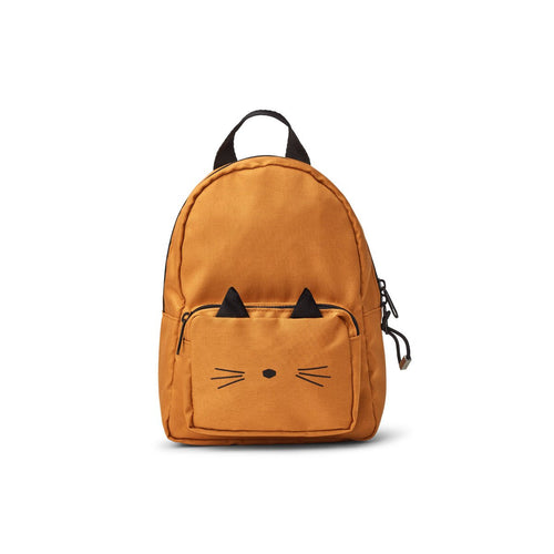 Saxo Mini Backpack - Cat Mustard (4644604969043)