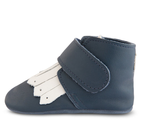 Five Degrees Moccasin - Navy