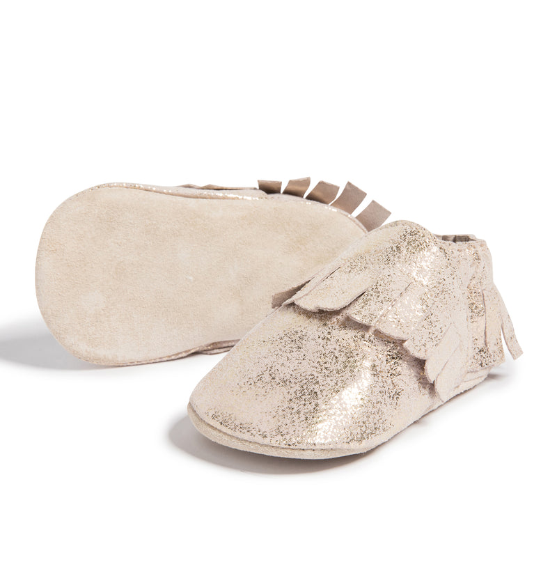 For The One Moccasin - Shimmer