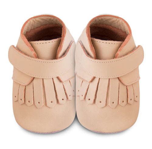 Molly Park Moccasin - Pink