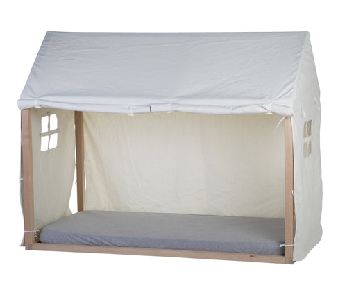 Tipi Bed Frame House Cover 90x200cm (4678411714643)