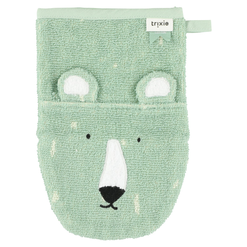 Washcloth - Mr Polar Bear (4413020209235)