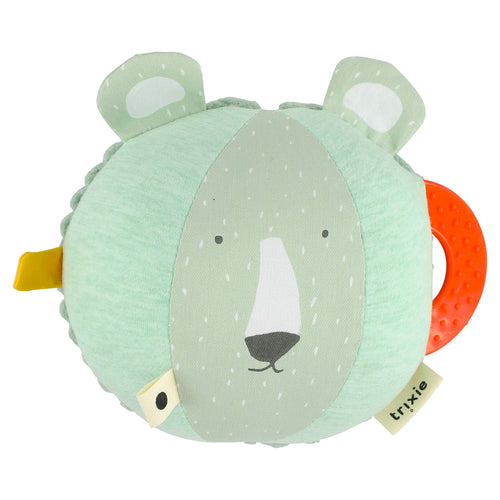 Activity Ball - Mr Polar Bear (4412624601171)