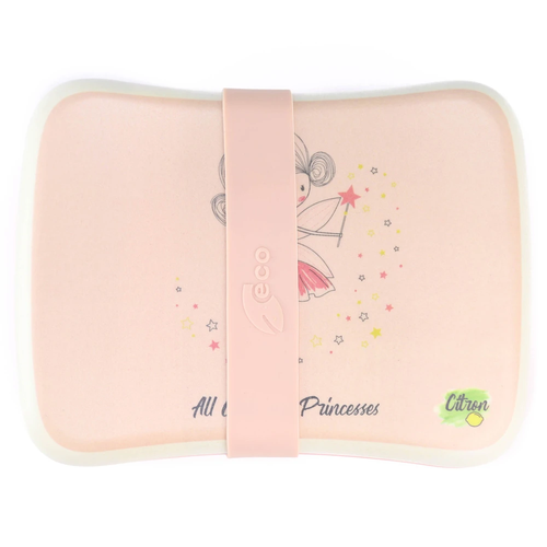 Bamboo Lunch Bag - Princess (4640935116883)