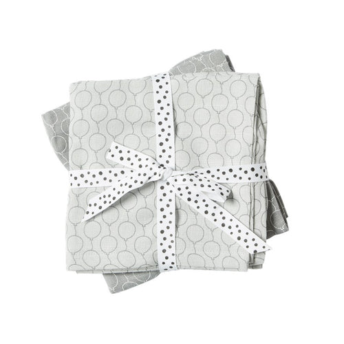 Balloon Swaddle (2 pack) - Grey