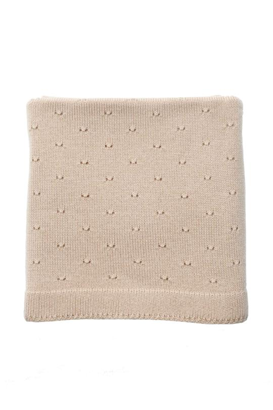 NEW! Bibi Blanket - Apricot