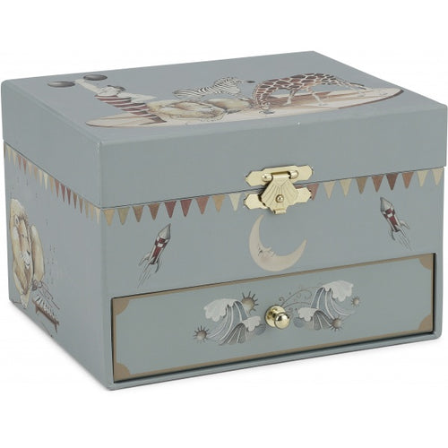 Children's Treasure Box - Blue