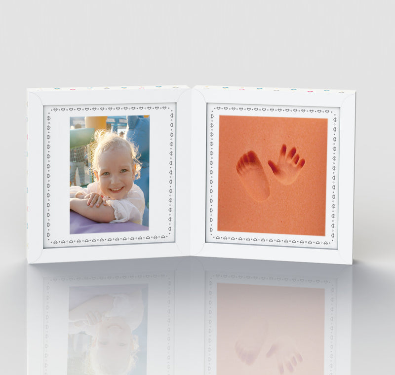 Picture Frame - Baby Footprint Kit