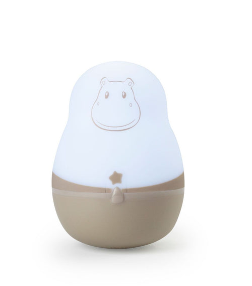 Brown Hippo Super Nomade Nightlight (4680483700819)
