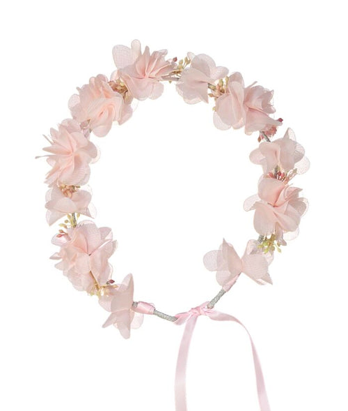 NEW! Floral Crown Pink