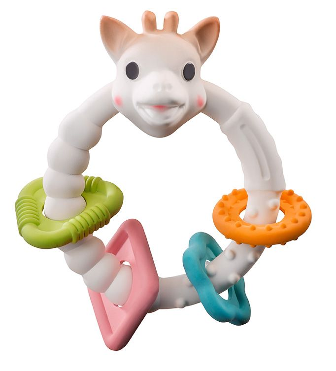 So'Pure Teething Colo'Rings (4675634593875)