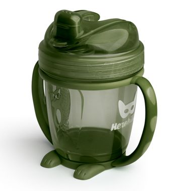 Sippy Cup 140ml/4.7oz - Army Green