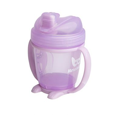 Sippy Cup 140ml/4.7oz - Purple